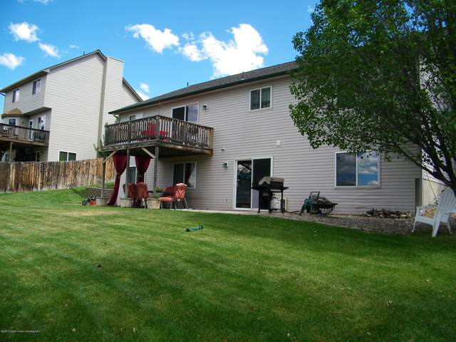 1350 Firethorn Drive, Rifle, CO 81650 (MLS #164824) :: McKinley Real Estate Sales, Inc.