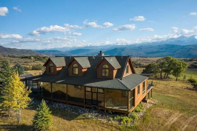303 Park Meadow Lane, Carbondale, CO 81623 (MLS #164901) :: Roaring Fork Valley Homes