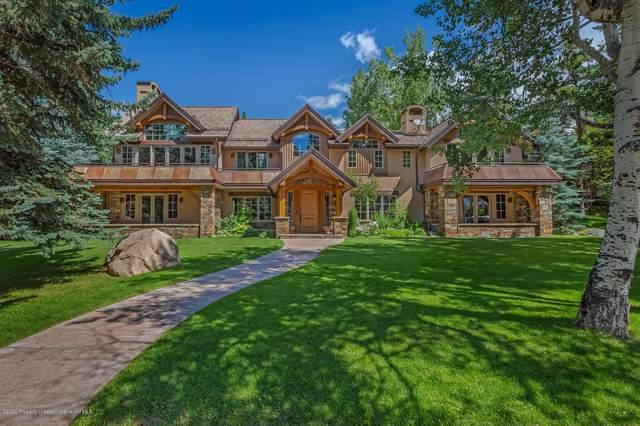 1430 Silver King Drive, Aspen, CO 81611 (MLS #165409) :: Roaring Fork Valley Homes