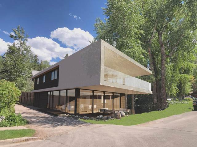 212 S Cleveland Street, Aspen, CO 81611 (MLS #166025) :: Roaring Fork Valley Homes