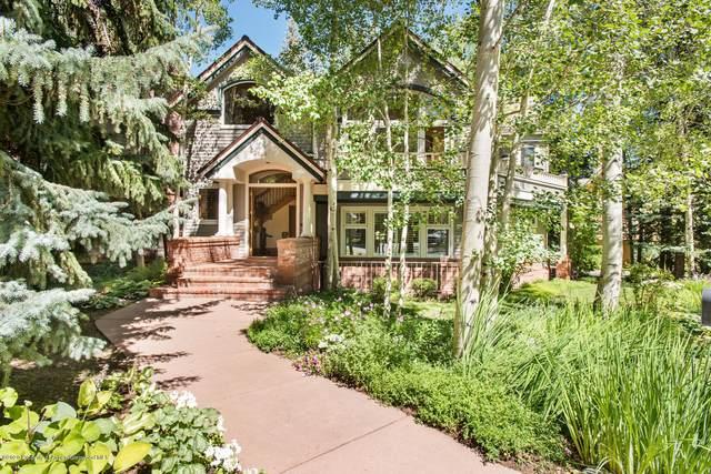 205 N 6th Street, Aspen, CO 81611 (MLS #166100) :: Roaring Fork Valley Homes