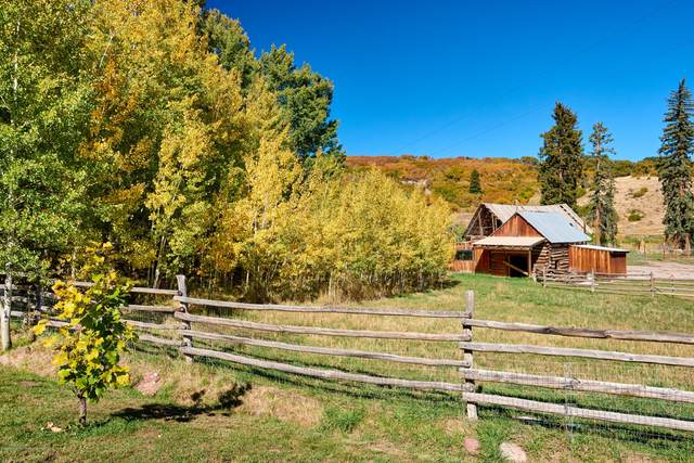 4725 Capitol Creek Road, Snowmass, CO 81654 (MLS #166202) :: Roaring Fork Valley Homes