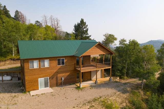 700 Elk Ridge Road, New Castle, CO 81647 (MLS #166282) :: Western Slope Real Estate