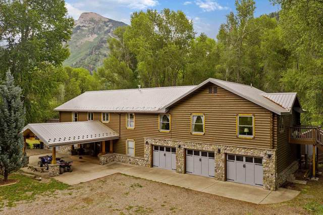 200 E State Street, Marble, CO 81623 (MLS #166643) :: Roaring Fork Valley Homes
