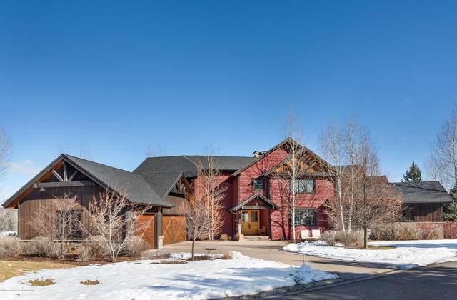 135 Shadowood Lane, Carbondale, CO 81623 (MLS #167263) :: Western Slope Real Estate