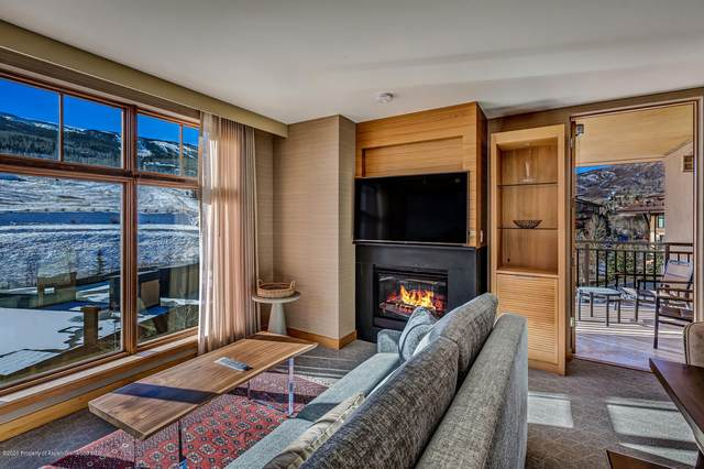130 Wood Road #731, Snowmass Village, CO 81615 (MLS #167689) :: Western Slope Real Estate