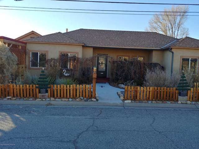 1011 Munro Avenue, Rifle, CO 81650 (MLS #167752) :: Western Slope Real Estate
