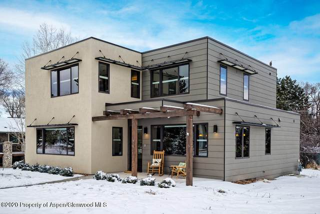 417 Sopris Avenue, Carbondale, CO 81623 (MLS #167918) :: Western Slope Real Estate