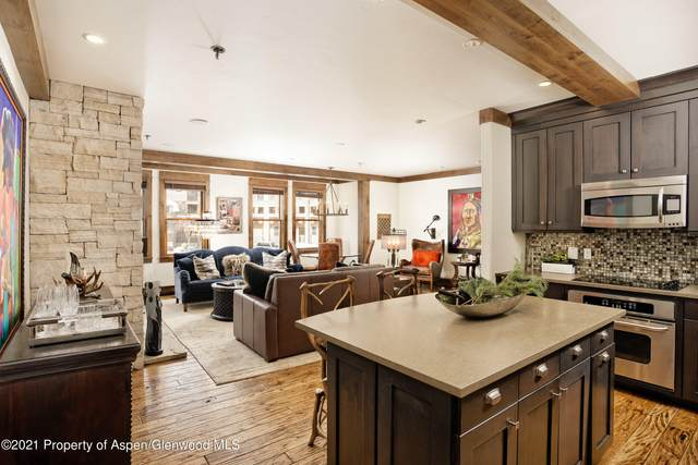 425 Wood Road #20, Snowmass Village, CO 81615 (MLS #168166) :: Roaring Fork Valley Homes