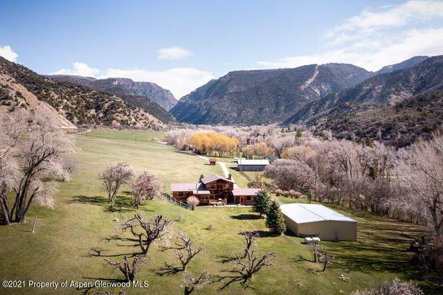 3125 County Road 241, New Castle, CO 81647 (MLS #168180) :: Western Slope Real Estate