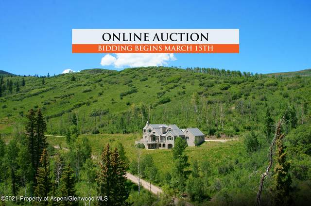 6889 Capitol Creek Road, Snowmass, CO 81654 (MLS #168647) :: McKinley Real Estate Sales, Inc.