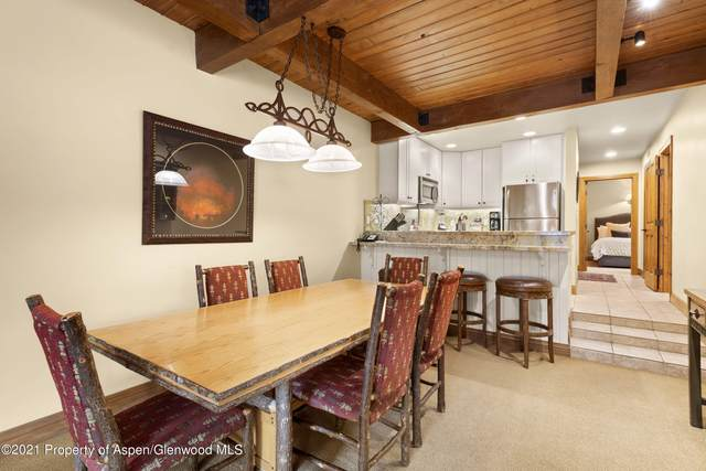 610 S West End Street K101, Aspen, CO 81611 (MLS #172318) :: Aspen Snowmass | Sotheby's International Realty