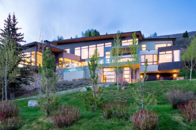 277 Draw Drive, Aspen, CO 81611 (MLS #134685) :: McKinley Sales Real Estate