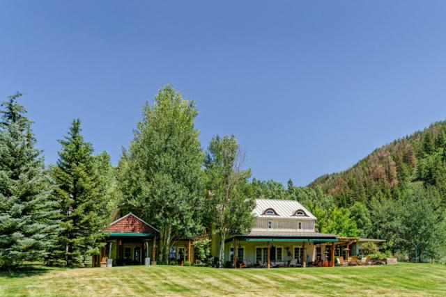 1060 Little Woody Creek Road, Woody Creek, CO 81656 (MLS #137957) :: Aspen Snowmass | Sotheby's International Realty