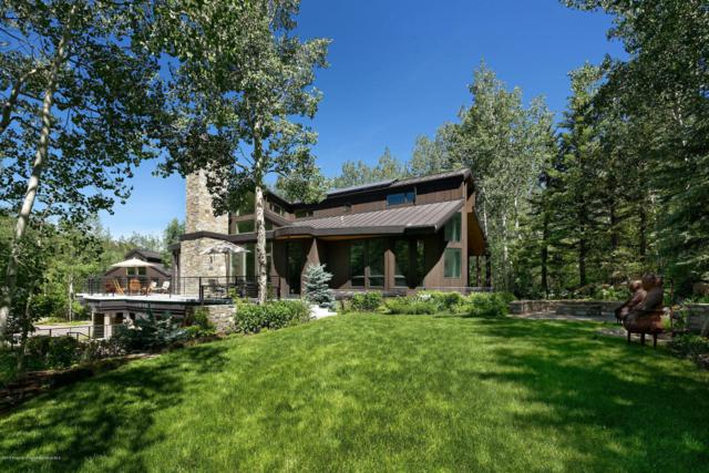 205 Roaring Fork Drive, Aspen, CO 81611 (MLS #149184) :: McKinley Sales Real Estate