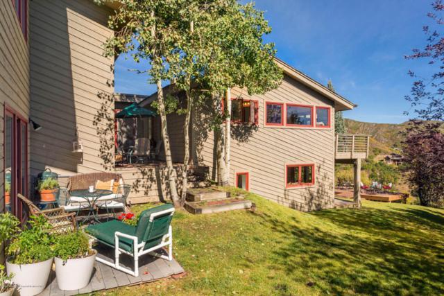 838 Sinclair Road, Snowmass Village, CO 81615 (MLS #150910) :: McKinley Sales Real Estate