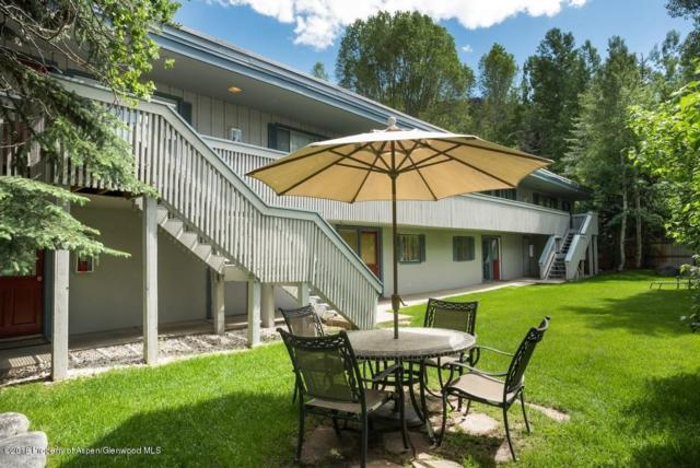 1235 E Cooper Avenue Unit 1-8, Aspen, CO 81611 (MLS #151578) :: McKinley Sales Real Estate