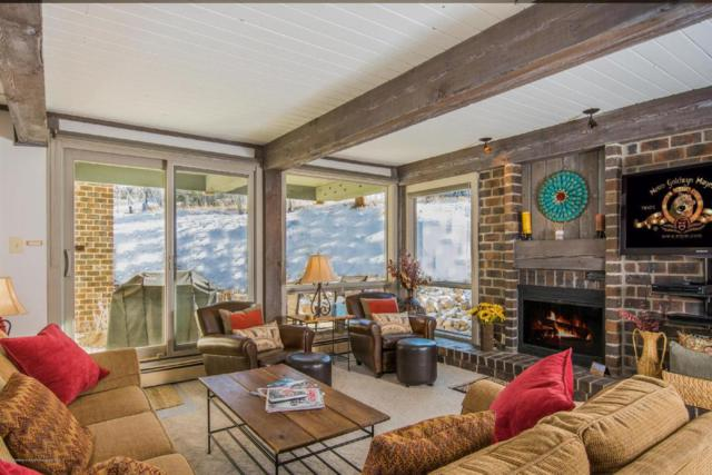 855 Carriage Way Trails 107, Snowmass Village, CO 81615 (MLS #151858) :: McKinley Sales Real Estate