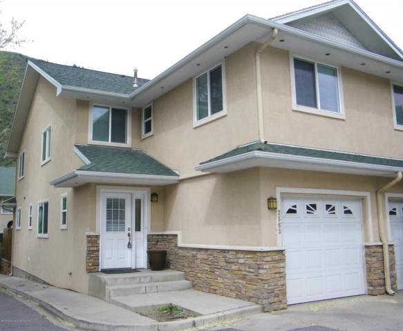 2563 S Grand Avenue, Glenwood Springs, CO 81601 (MLS #152717) :: McKinley Sales Real Estate