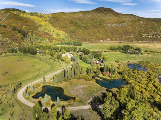 7846/7850 Snowmass Creek Road, Snowmass, CO 81654 (MLS #155947) :: McKinley Real Estate Sales, Inc.