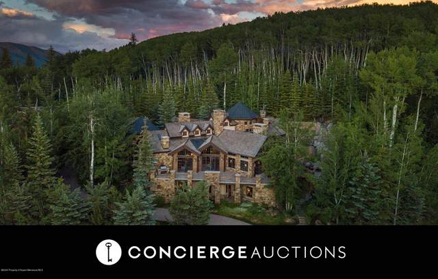 440 Spruce Ridge Lane, Snowmass Village, CO 81615 (MLS #160241) :: McKinley Real Estate Sales, Inc.