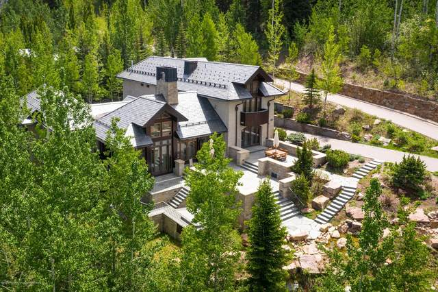 112 Falcon Road, Aspen, CO 81611 (MLS #162435) :: McKinley Real Estate Sales, Inc.