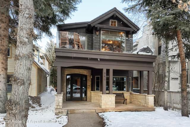 940 E Hyman Avenue, Aspen, CO 81611 (MLS #164947) :: Western Slope Real Estate