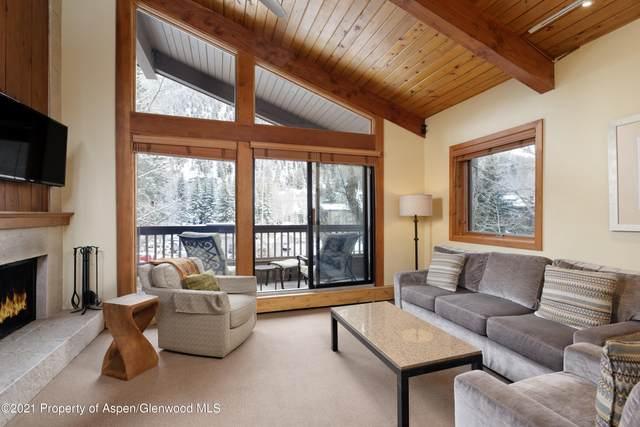 610 S West End Street Unit D-303, Aspen, CO 81611 (MLS #169073) :: Roaring Fork Valley Homes