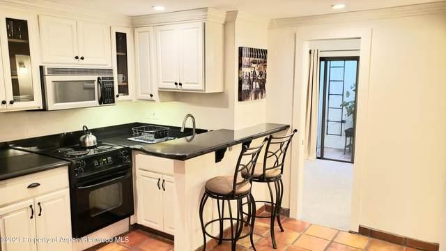 601 S West End Street #13, Aspen, CO 81611 (MLS #170609) :: Western Slope Real Estate