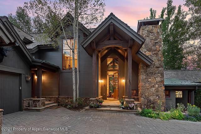 1041 Horse Ranch Drive, Snowmass Village, CO 81615 (MLS #171232) :: Aspen Snowmass | Sotheby's International Realty