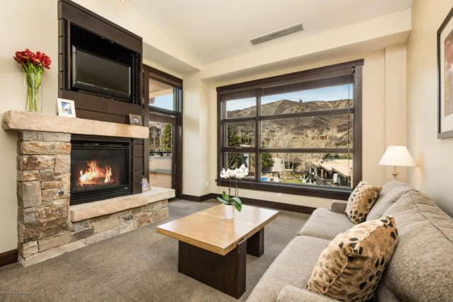 120 Carriage Way #2303 #2303, Snowmass Village, CO 81615 (MLS #135993) :: McKinley Sales Real Estate