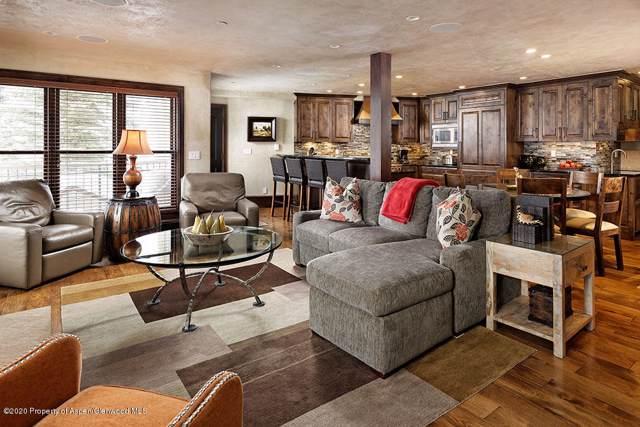 425 Wood Road Unit 41, Snowmass Village, CO 81615 (MLS #147817) :: McKinley Real Estate Sales, Inc.