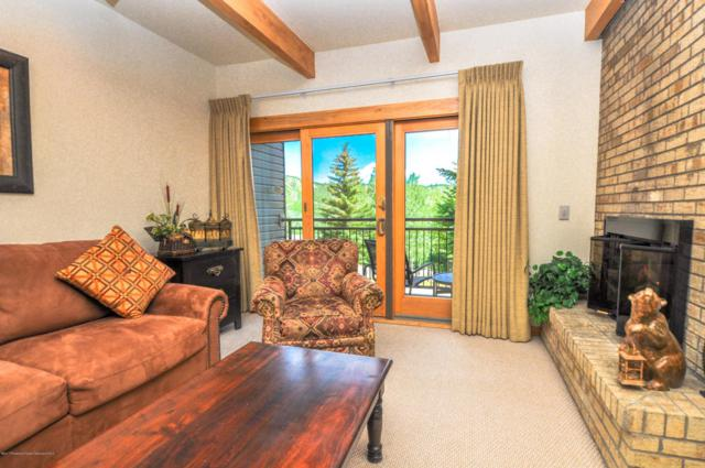 690 Carriage Way Unit A-2C, Snowmass Village, CO 81615 (MLS #148721) :: McKinley Sales Real Estate