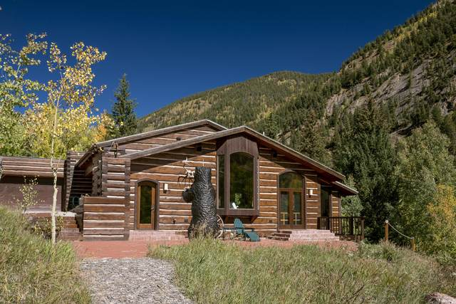 9888 Castle Creek Road, Aspen, CO 81611 (MLS #151847) :: McKinley Real Estate Sales, Inc.