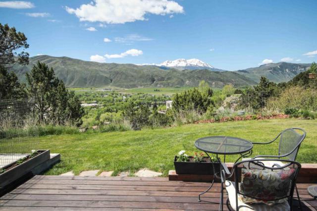 805 Pinon Drive #4, Basalt, CO 81621 (MLS #154038) :: McKinley Real Estate Sales, Inc.