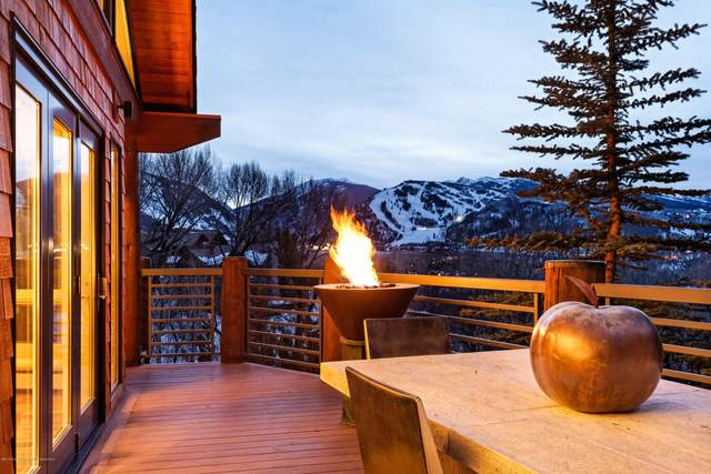 153 Herron Hollow Road, Aspen, CO 81611 (MLS #154852) :: Aspen Snowmass | Sotheby's International Realty