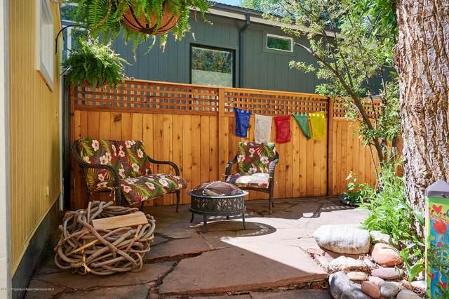 56 Aspen Village, Aspen, CO 81611 (MLS #158379) :: McKinley Real Estate Sales, Inc.
