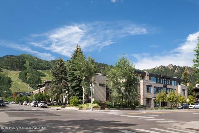 625 E Main Street 101 & 102, Aspen, CO 81611 (MLS #159204) :: Aspen Snowmass | Sotheby's International Realty