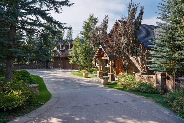 288 Willoughby Way, Aspen, CO 81611 (MLS #165717) :: McKinley Real Estate Sales, Inc.