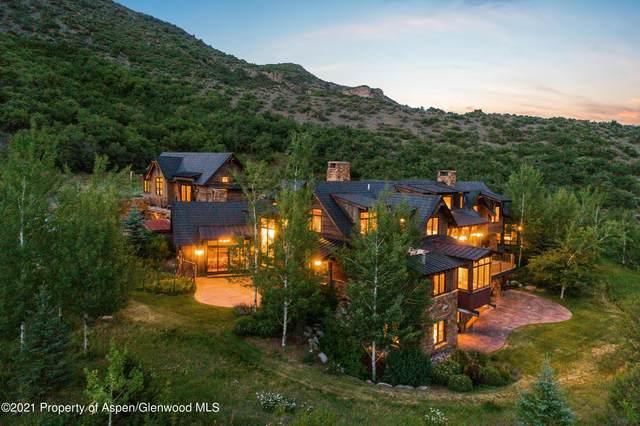 450 Pioneer Springs Ranch Road, Aspen, CO 81611 (MLS #165750) :: Aspen Snowmass | Sotheby's International Realty