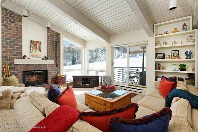 360 Wood Road #301, Snowmass Village, CO 81615 (MLS #141234) :: McKinley Sales Real Estate