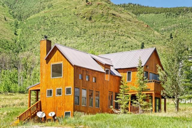 133 Hawk Lane, Basalt, CO 81621 (MLS #150565) :: Aspen Snowmass | Sotheby's International Realty