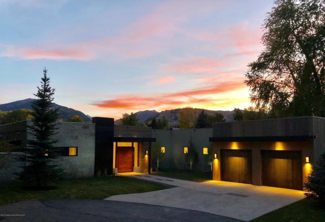 77 Overlook Drive, Aspen, CO 81611 (MLS #155322) :: McKinley Real Estate Sales, Inc.