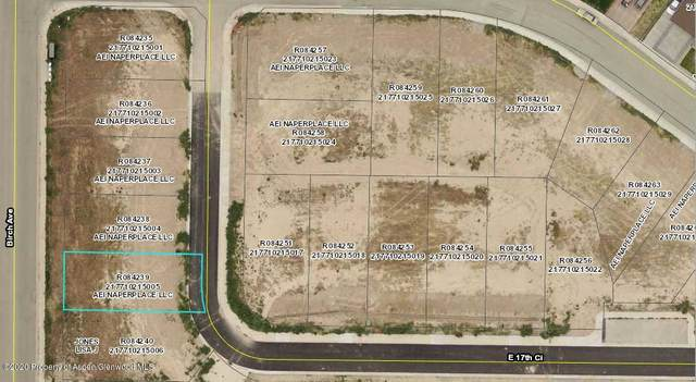 TBD E 17th Circle, Rifle, CO 81650 (MLS #158485) :: McKinley Real Estate Sales, Inc.