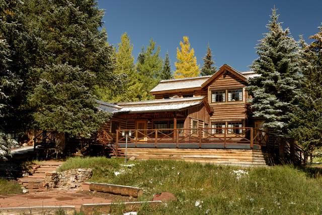 10081 Castle Creek Road, Aspen, CO 81611 (MLS #151860) :: McKinley Real Estate Sales, Inc.