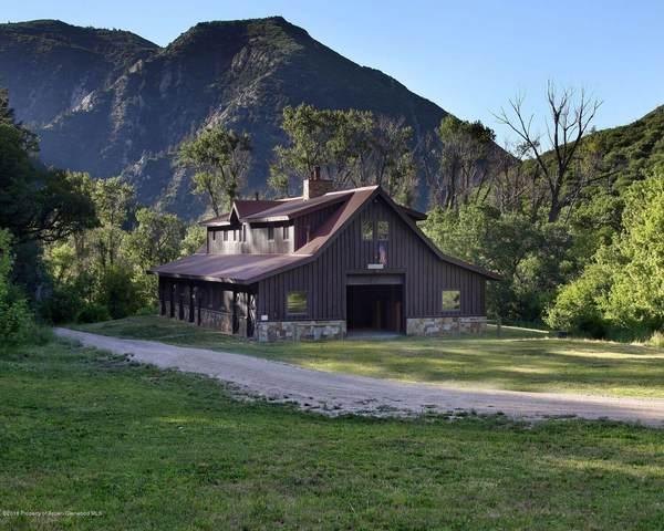 4378 County Rd 134 Saddle Ridge Ra, Glenwood Springs, CO 81601 (MLS #158918) :: Western Slope Real Estate