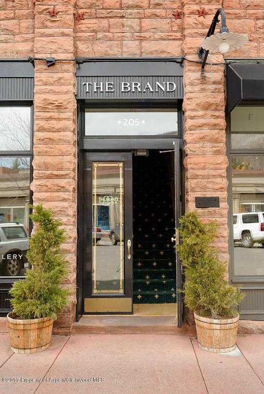 205 S Galena Street #15, Aspen, CO 81611 (MLS #151833) :: McKinley Sales Real Estate