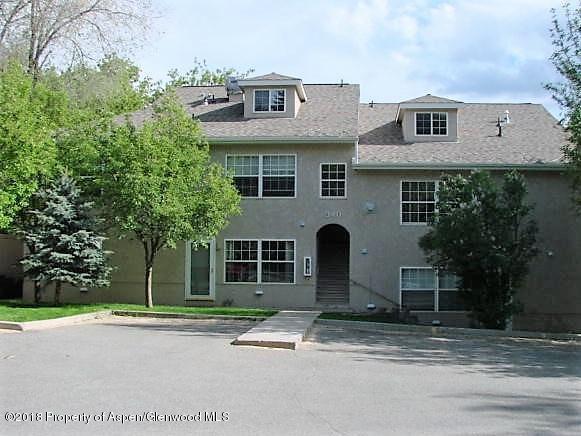340 13th Street Unit 8, Glenwood Springs, CO 81601 (MLS #153105) :: McKinley Sales Real Estate