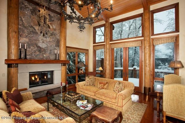 341 Park Avenue, Aspen, CO 81611 (MLS #153148) :: McKinley Sales Real Estate