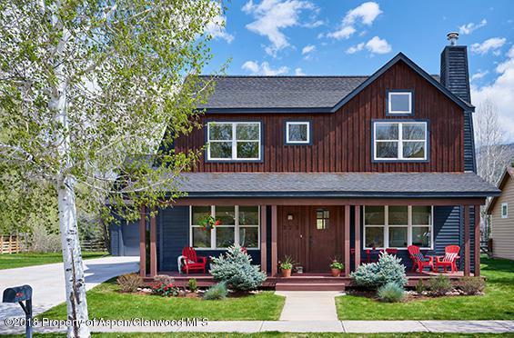 323 Meadow Drive, Basalt, CO 81621 (MLS #153830) :: McKinley Sales Real Estate